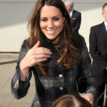 Kate Middleton Beats Prince William In A Game Of Ping Pong In Scotland — VIDEO