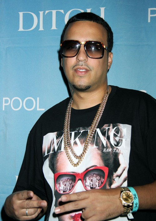 French Montana Performs At Ditch Fridays