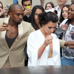 Kim Kardashian And Kanye West Fighting Over North West's Fortune