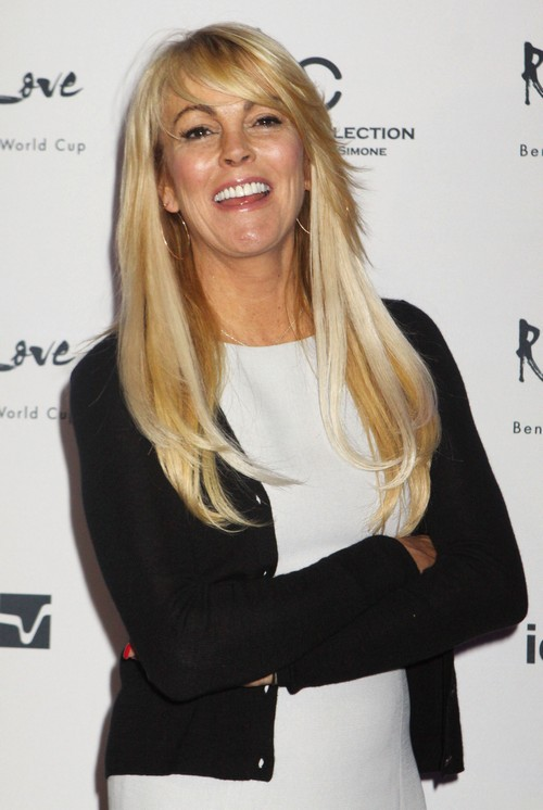 Dina Lohan Was Paid $50,000 To Discuss Truce On TV With Michael Lohan