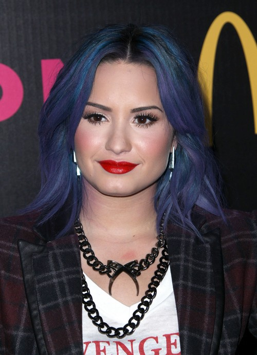Demi Lovato Opens Up About Her Cocaine Addiction