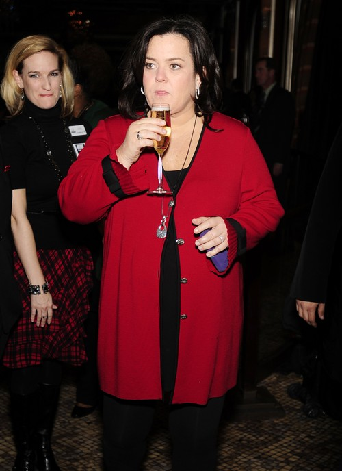 Rosie O'Donnell Hosts Private Michigan Avenue Magazine Party