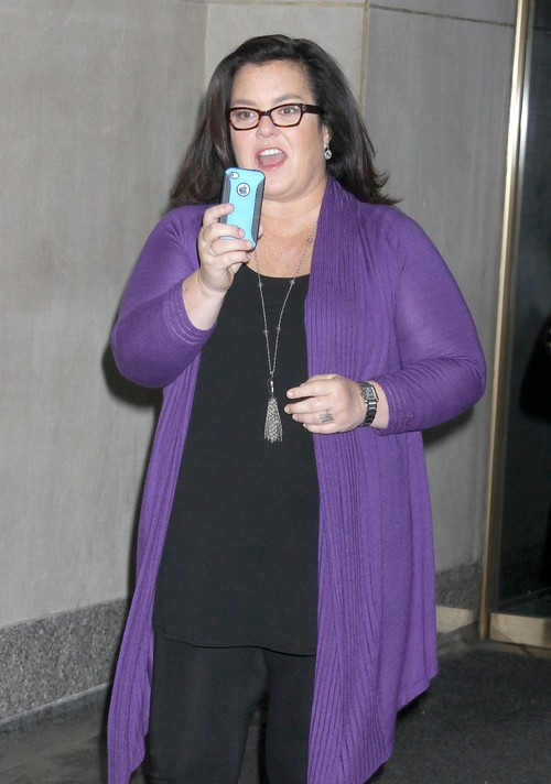 Say it Ain't So! Rosie O'Donnell To Join America's Got Talent