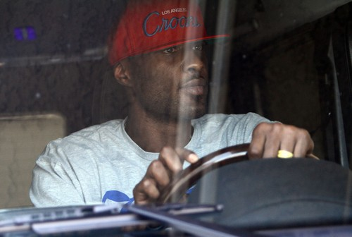 Lamar Odom Arrested For DUI - Under The Influence Of Drugs & Alcohol