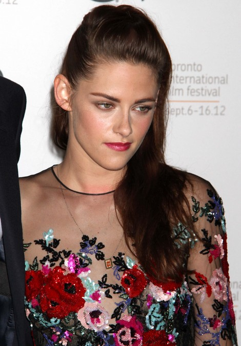 Kristen Stewart Claims That She And Robert Pattinson Are Fine