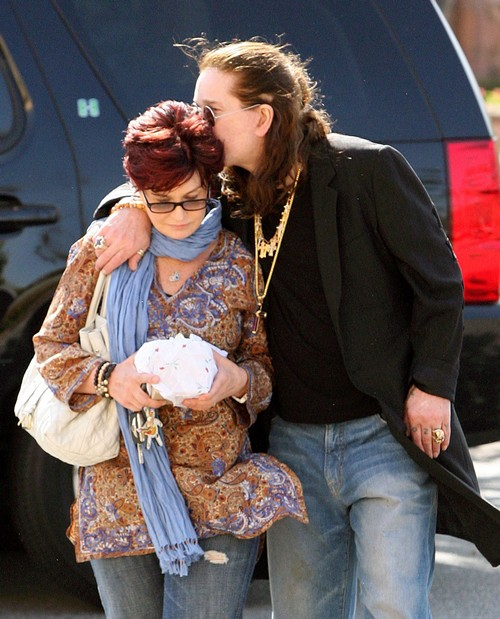 Ozzy Osbourne Says Marriage To Sharon Osbourne Is Good, He Moved Out To Go To Rehab