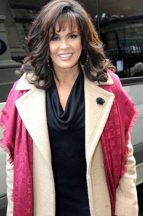 Exclusive... Marie Osmond Is Ready To Shine In Glasgow