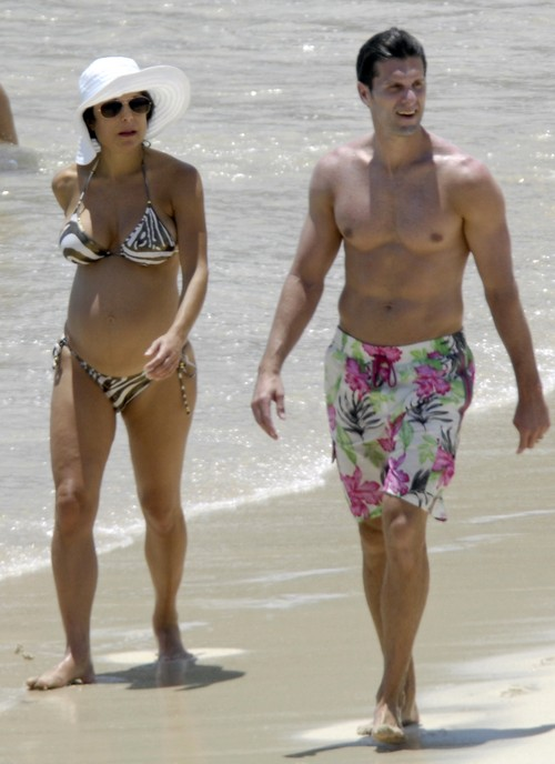 Exclusive... Bethenny Frankel On Vacation!