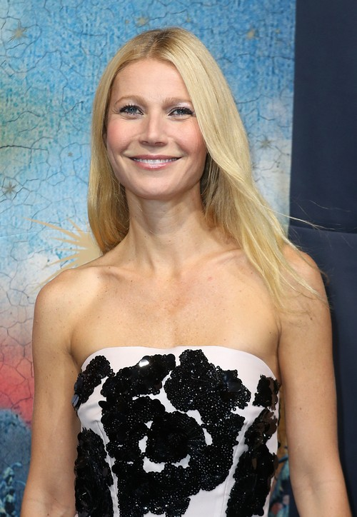 Gwyneth Paltrow Launches Printemps Haussmann's Christmas Decorations