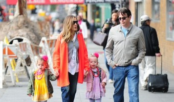 Sarah Jessica Parker and Matthew Broderick Work Hard At Their 20 Year Marriage
