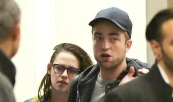Kristen Stewart and Robert Pattinson Put Break-up Rumors To Rest, Spotted Holding Hands