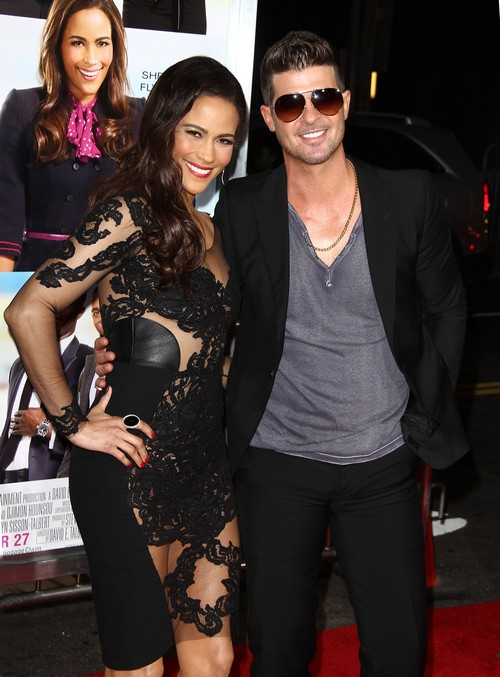 Paula Patton Considering To Forgive and Take Robin Thicke Back!