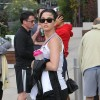 Exclusive... Katy Perry Stays Active With Friends