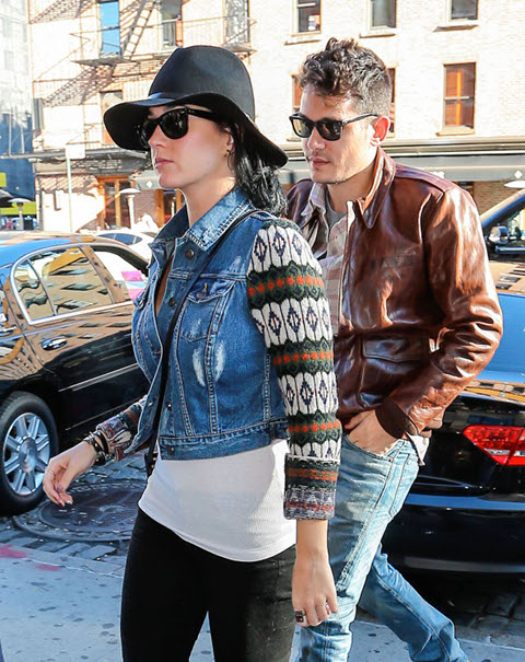 Katy Perry Spends Christmas With Cheating Boyfriend John Mayer