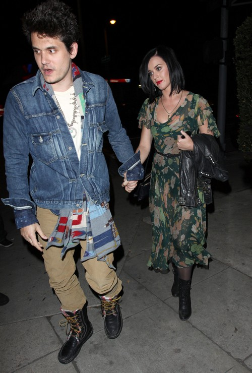 John Mayer Cheating On Katy Perry Yet Again