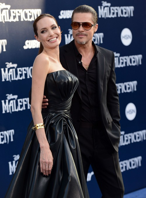 Angelina Jolie And Brad Pitt Got Married At Chateau Miraval In France