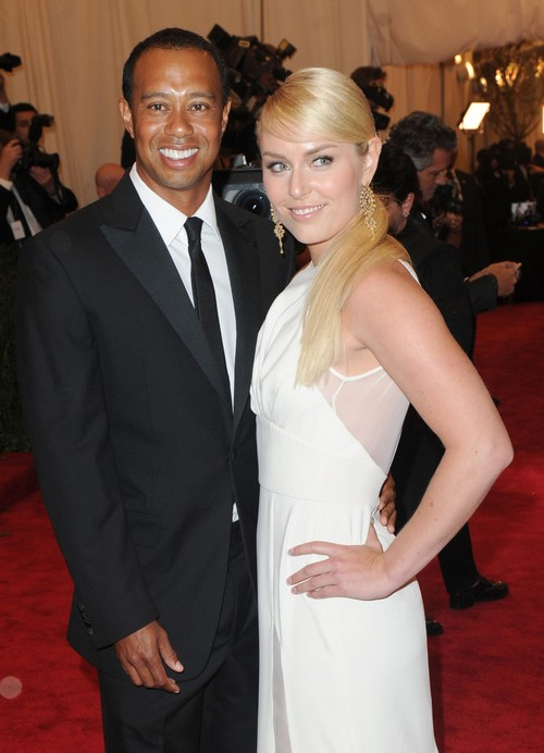 Lindsey Vonn Insisting on Iron Clad Prenup Giving Her BIG $$$ if Tiger Woods Cheats
