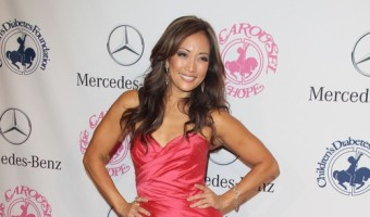DWTS Carrie Ann Inaba Goes Len Goodman and Bruno Tonioli