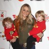 Brooke Mueller and Kids at The 18th Annual Dream Halloween Party in Santa Monica