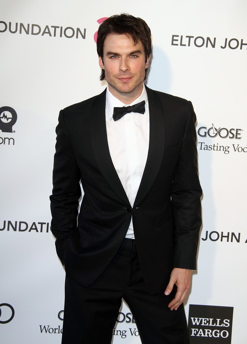 More celebs at The Elton John Academy Awards Party in LA