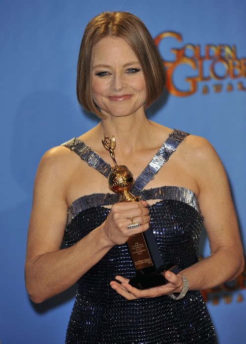 The 70th Annual Golden Globe Awards Press Room in LA