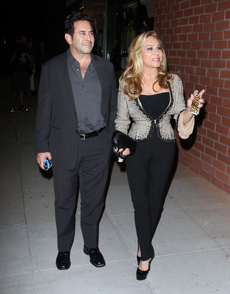 RHOBH Adrienne Maloof Splitting From Hubby Paul Nassif