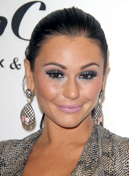 Botox Much? Jenni 'J-Wowww' Farley Can't Move Her Face