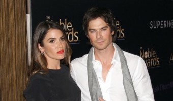 Ian Somerhalder And Nikki Reed Wedding: The Vampire Diaries Star Marries Twilight Actress At Sunset In California
