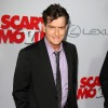 Lindsay Lohan and Charlie Sheen at Scary Movie V Premiere in Hollywood