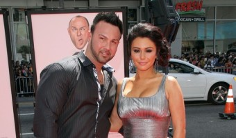 JWOWW and Roger Mathews Look Happy After Couples Therapy