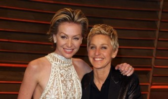 Ellen Degeneres and Portia De Rossi Fighting Bitterly in Private While Faking Marital Bliss for the Public