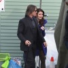 "Exclusive... Emilie de Ravin & Robert Carlyle Film ""Once Upon A Time"""