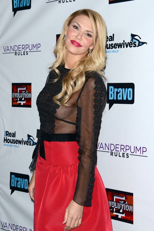 "Brandi Glanville Trying Get Rid Of Feud With LeAnn Rimes, Says Her Kids ""Love"" LeAnn"