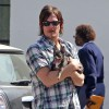 Exclusive... Norman Reedus Showing Off His Dance Moves
