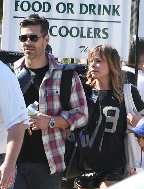 Eddie Cibrian Didn&#8217;t Text Ex-Wife Brandi Glanville?