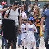 LeAnn &amp; Eddie At His Sons Baseball Game