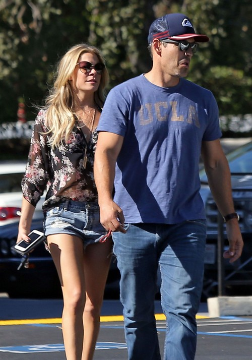 LeAnn Rimes And Eddie Cibrian Forced To Be Nice To Brandi Glanville - Report