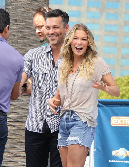 Eddie Cibrian Turns Down Work In Favor of Family Time With LeAnn Rimes