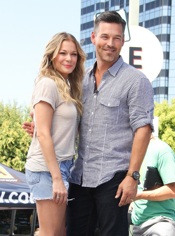 Eddie Cibrian Told His Kids About His Affair With LeAnn Rimes