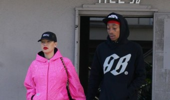 "Report: Amber Rose Has Married Wiz Khalifa, Refers To Him As ""My Husband"""