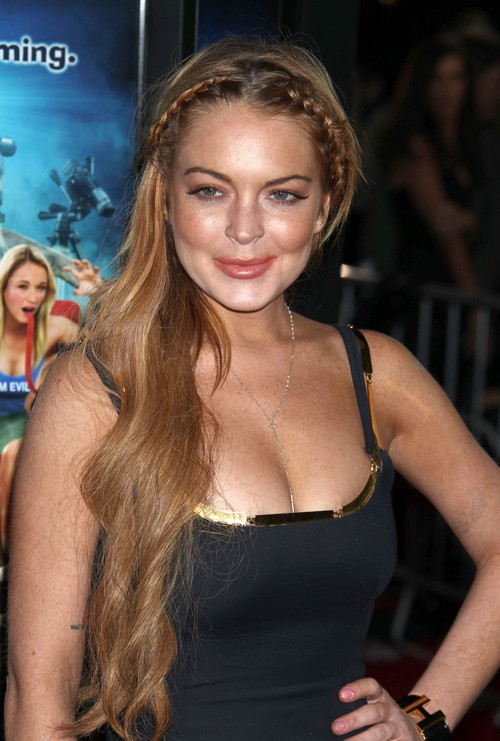 Lindsay Lohan Already Wants To Leave Betty Ford; Completes 48-Hour Detoxification