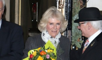 Birth of Prince George Leads Camilla Parker-Bowles to Drink and Rant