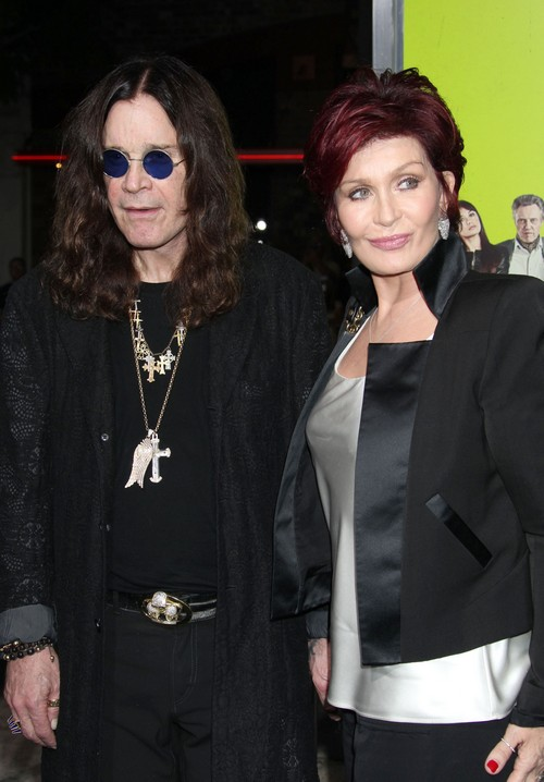 Ozzy Osbourne and Sharon Osbourne Heading For A Divorce