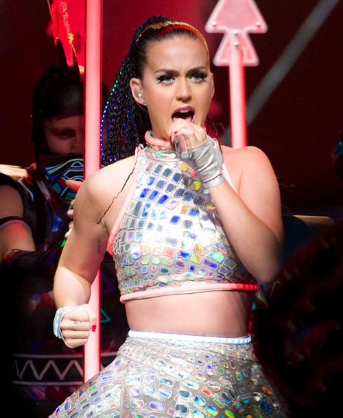 Katy Perry Offended By Russell Brand's Good Luck Tweet