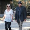 Semi-Exclusive... Britney Spears & David Lucado Go On A Dinner Date