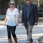 Britney Spears & Her Boyfriend David Lucado Out On A Date (Photos)
