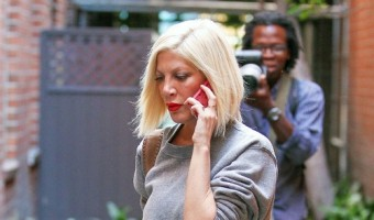 Tori Spelling Says Her Dad Would Want Her To Continue Extravagant Lifestyle
