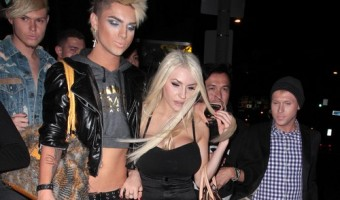 Courtney Stodden Reveals Reasons For Doug Hutchison Split (PHOTOS)