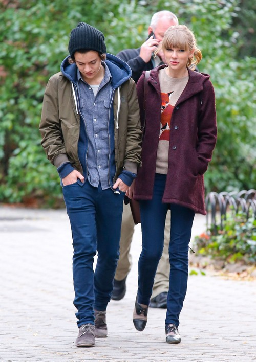 New Hot Couple Alert: Harry Styles And Taylor Swift Caught On A Date (Photos)