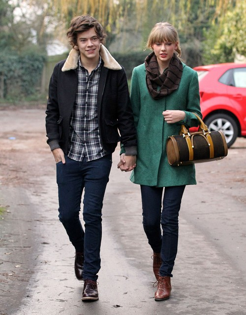 Harry Styles And Taylor Swift Rumored To Be Getting Back Together